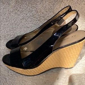 Anne Klein wedges size US 8.5